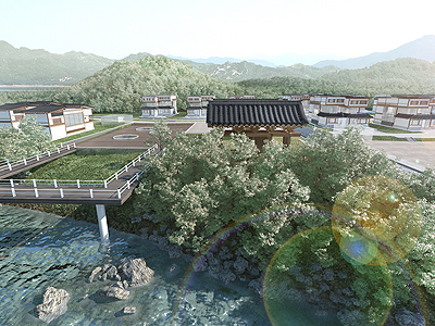 New-type Korean Traditional Housing
