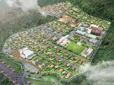 total village