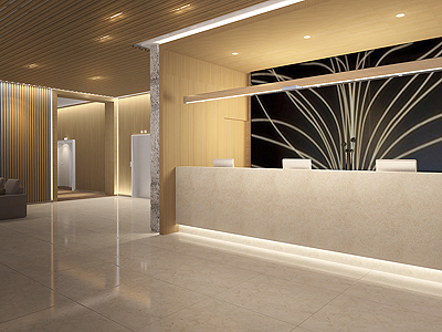 Voyd visualization of younique design for Design hotel xym ulsan